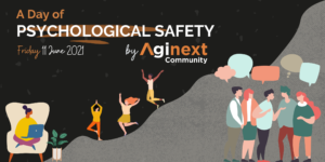 A Day of Organisational Psychological Safety by Aginext (LIVE)